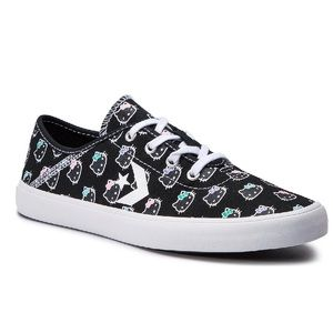 😻NWB CONVERSE X HELLO KITTY WOMENS SIZE 9.5